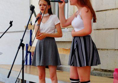 Ema Cazes & Lucie Ramsbacher
